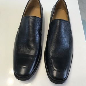 Men's black cole haan loafers -size 11.5